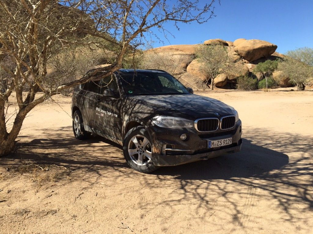 BMW Experience 2015 Namibia