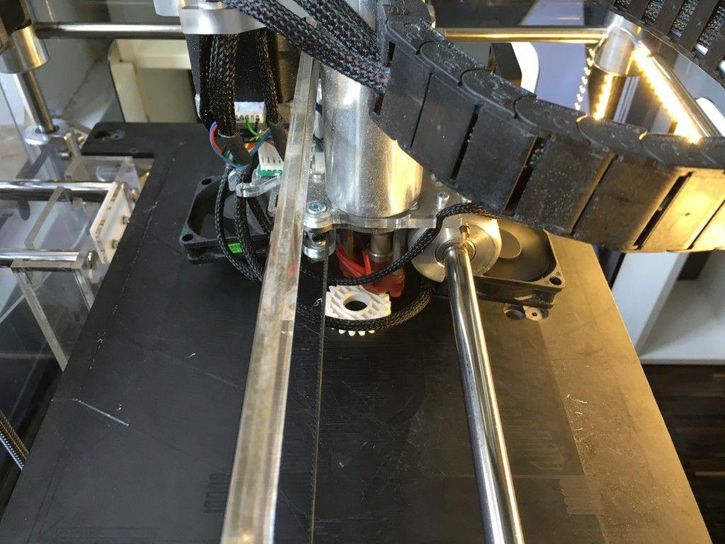 3D-Drucker im Einsatz