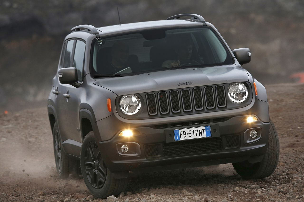 Jeep Renegade, Sondermodell Night Eagle_02