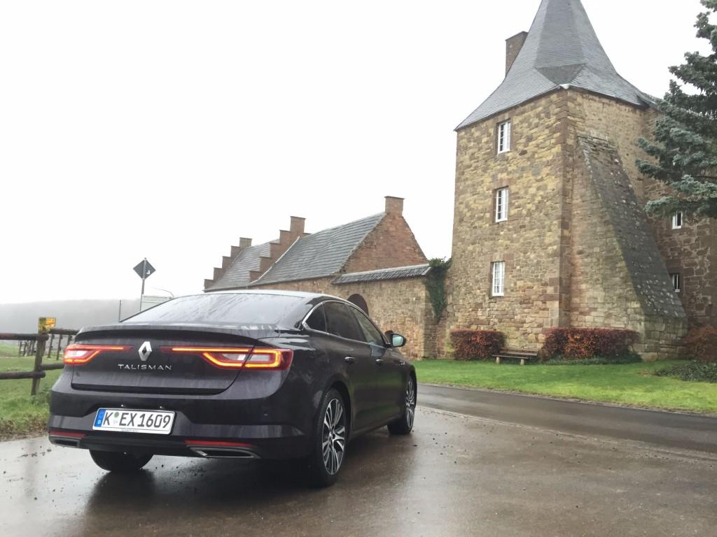 Renault Talisman Heck 2015