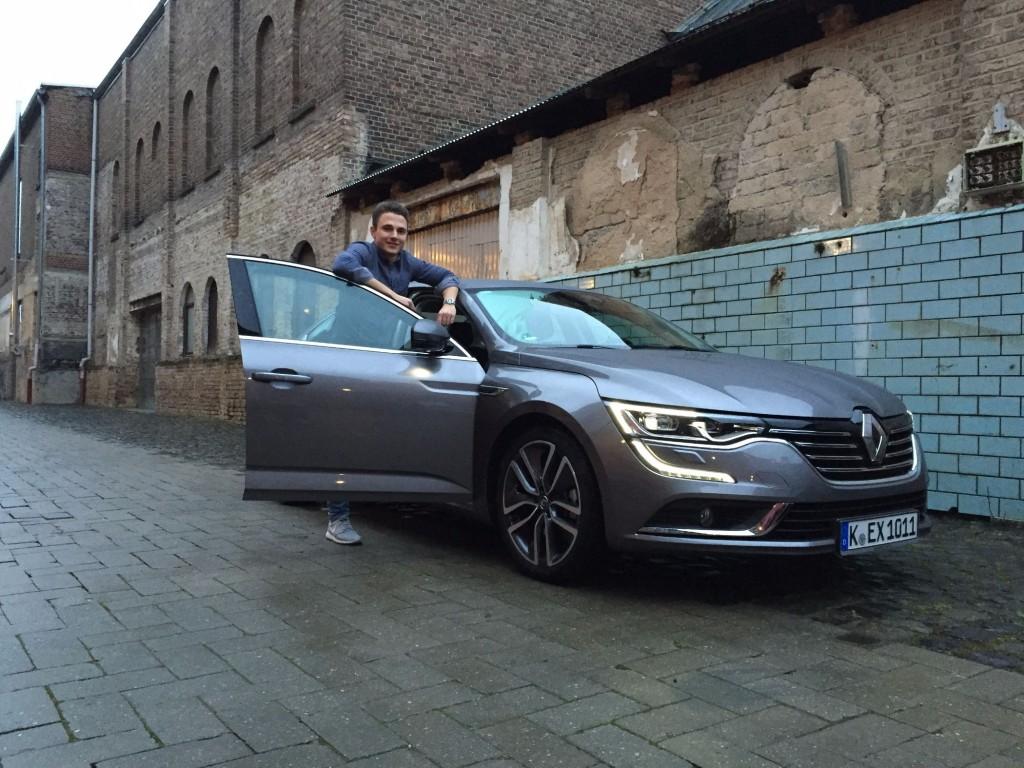 Renault Talisman u Tim Litterst