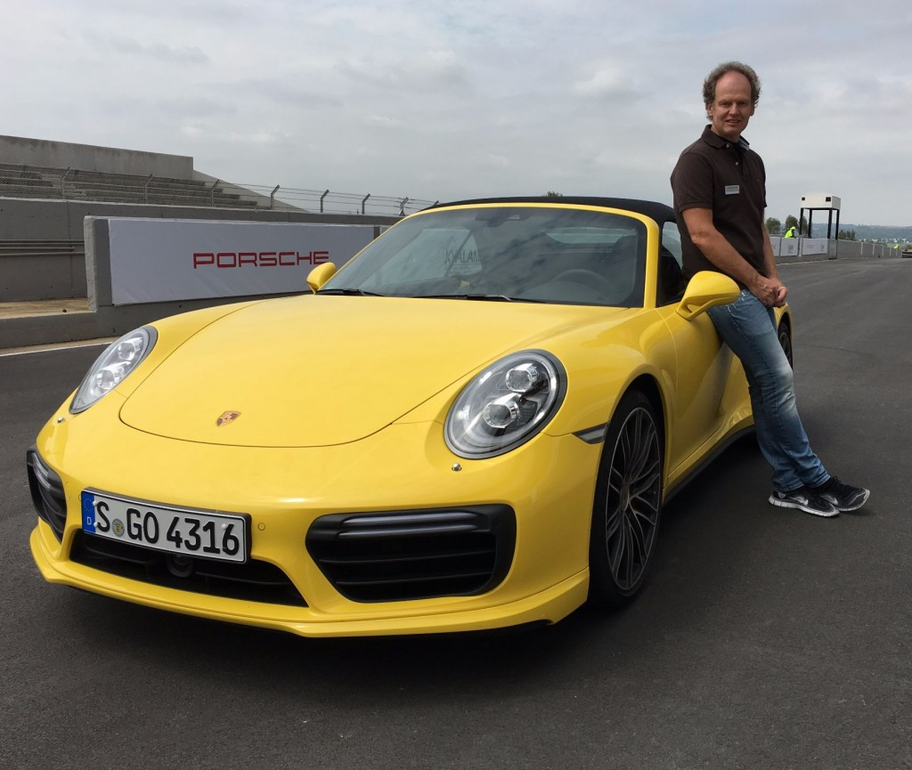 Porsche 911 Friedbert Weizenecker