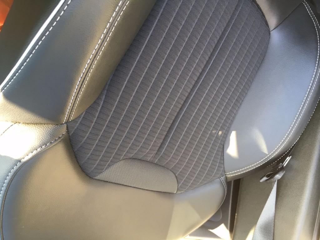 Renault Kadjar Sitze