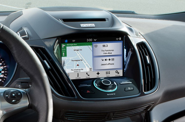 Ford und das neue, sprachgesteuerte SYNC 3-System