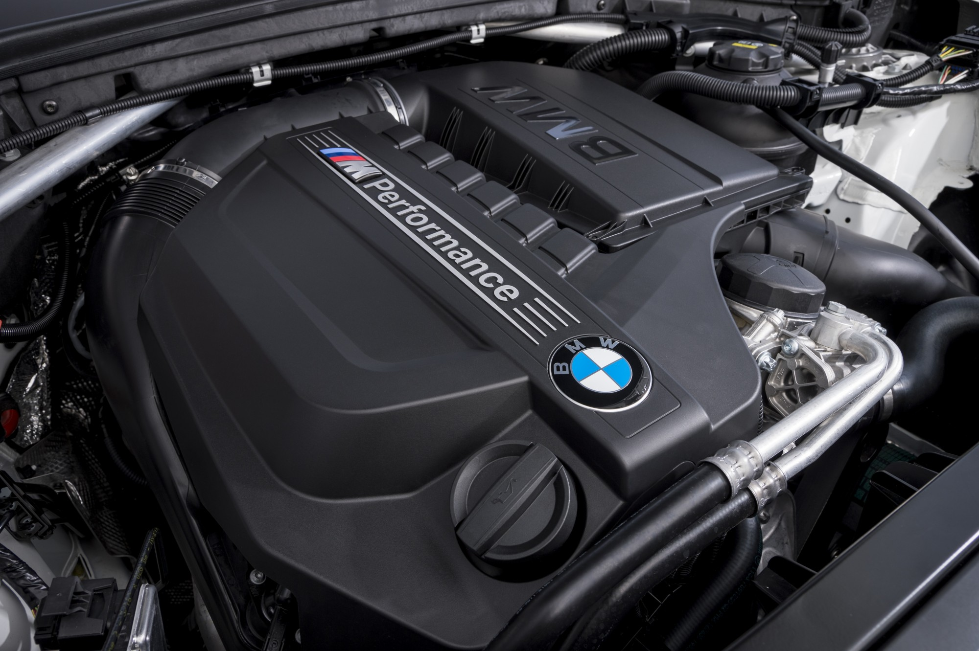 BMW X4 M40i Motor