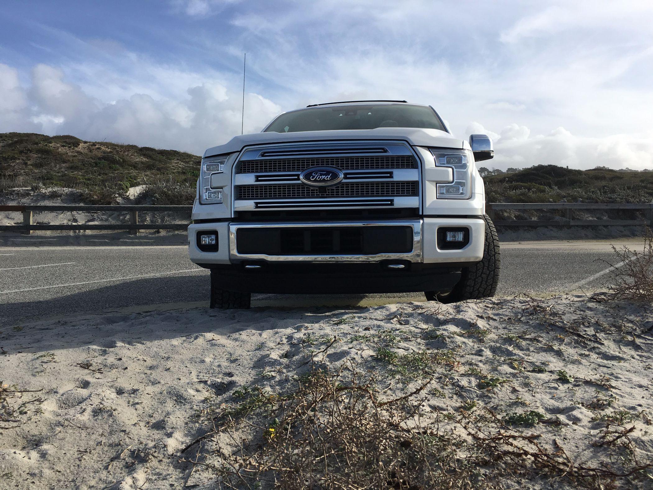 Ford F150 Front Allrad