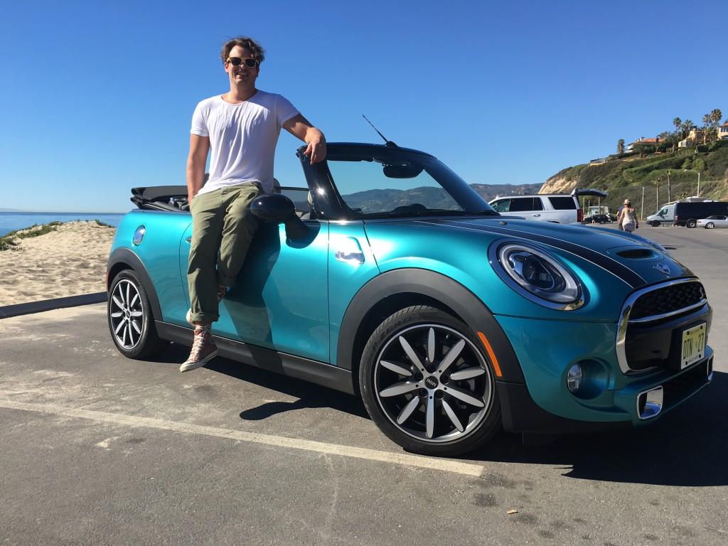 Das Neue Mini Cabrio Dreaming Of Driving Topless Der Autotesterde