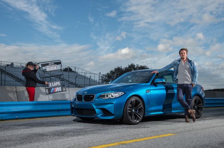 Das neue BMW M2 Coupe