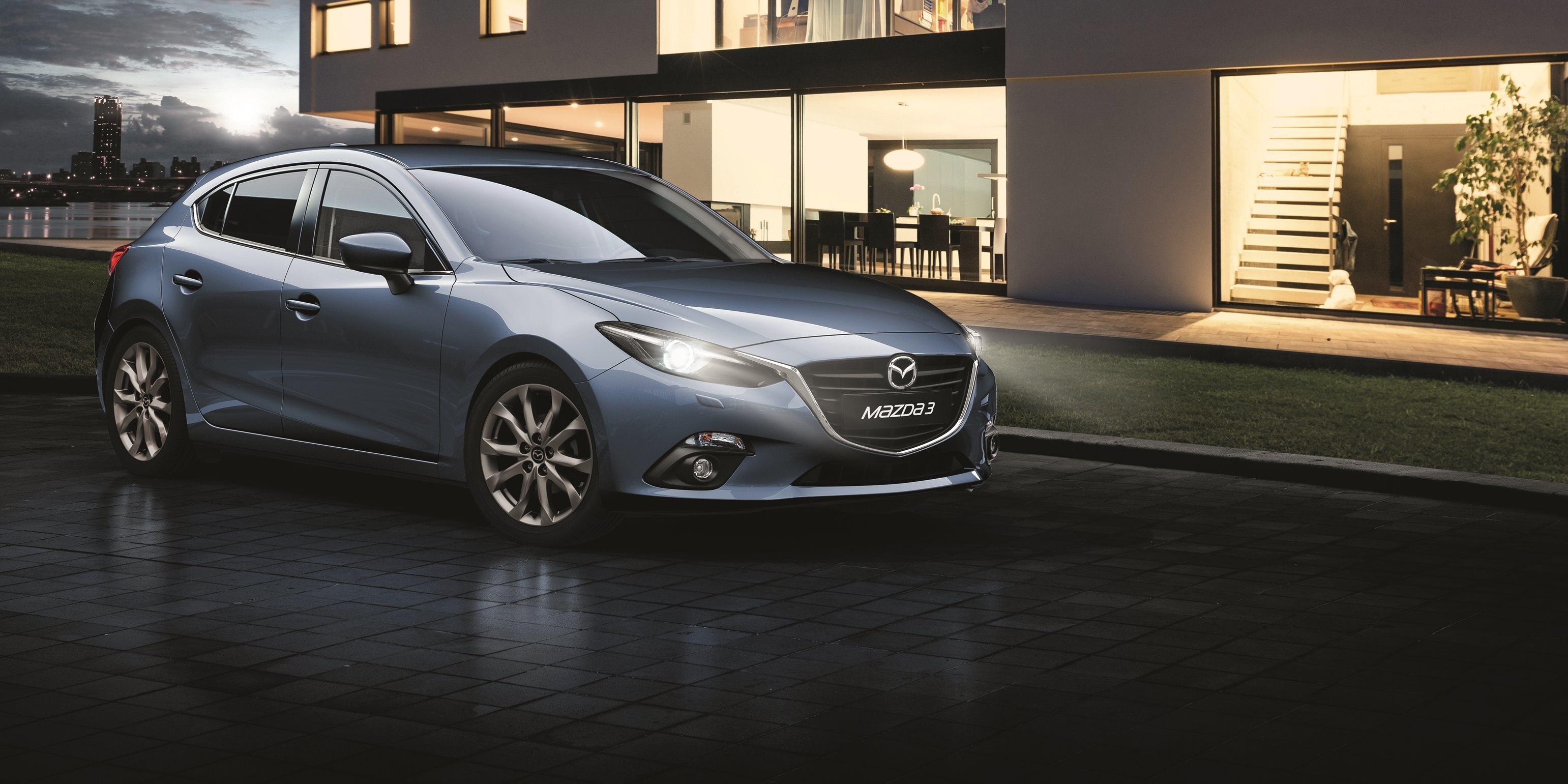 Mazda3 Nakama 2016