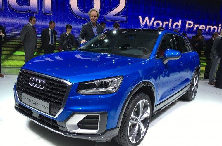 Audi Q2 - der kleine SUV dürfte Audi Kunden zuführen