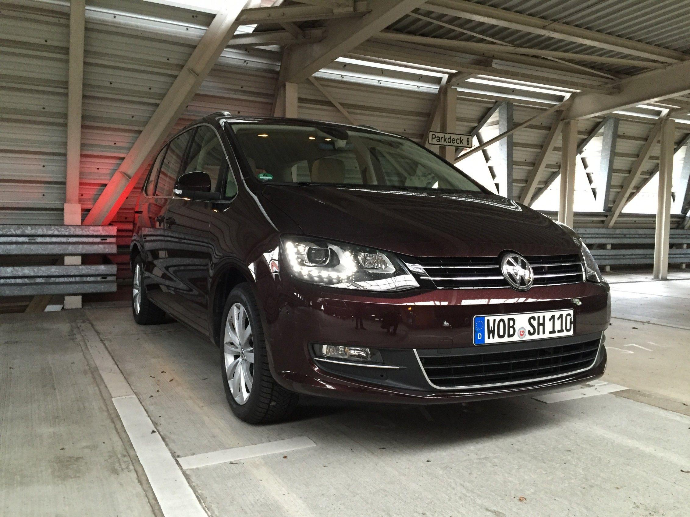 VW Sharan Scheinwerfer
