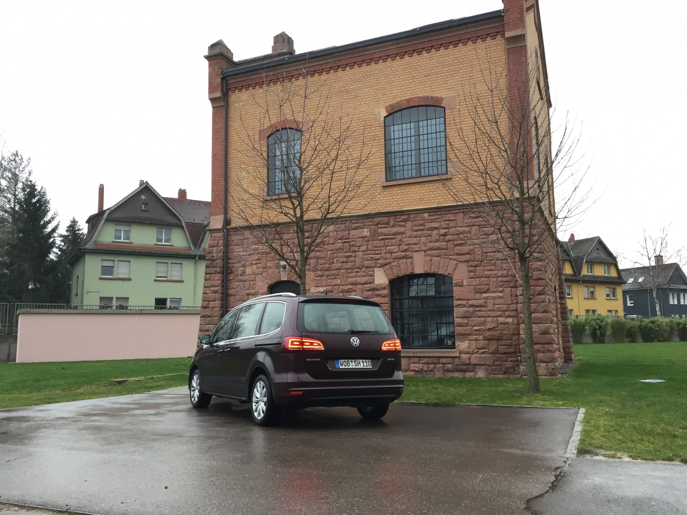 VW Sharan Rückleuchten