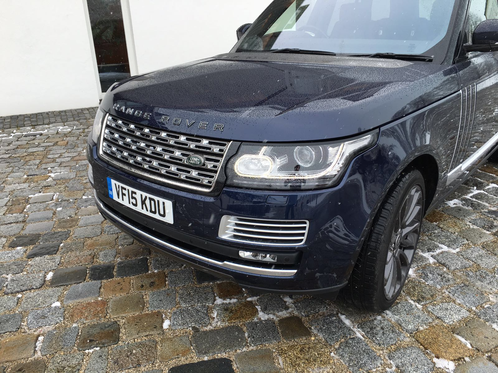 Range Rover SV Autobiography Kühlergrill
