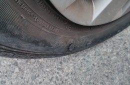 Reifen gelten als Nebensache