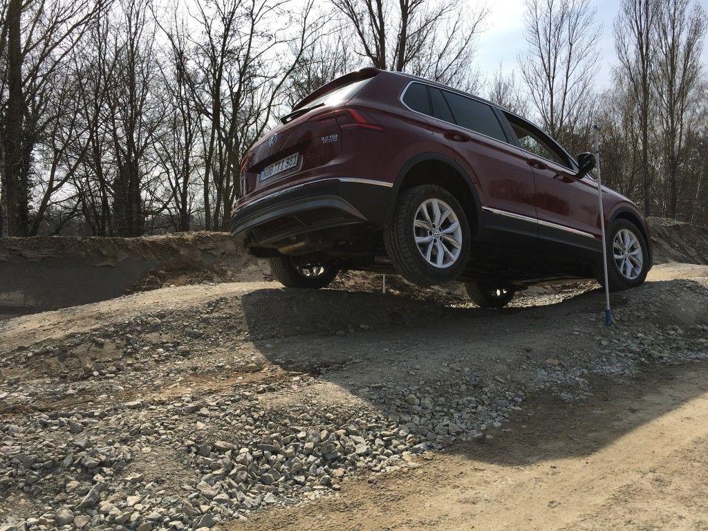 Volkswagen Tiguan Reifen