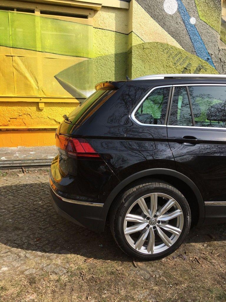 VW Tiguan 2016 Felge