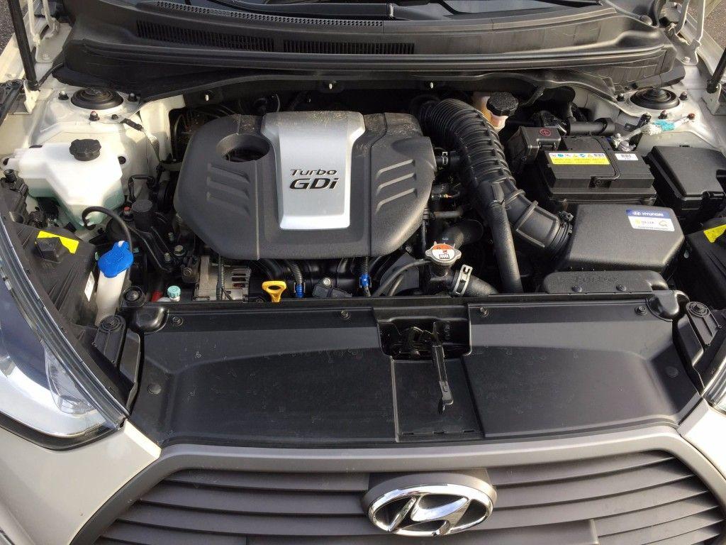 Hyundai Veloster Motor