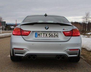 BMW M4 2016 Heck