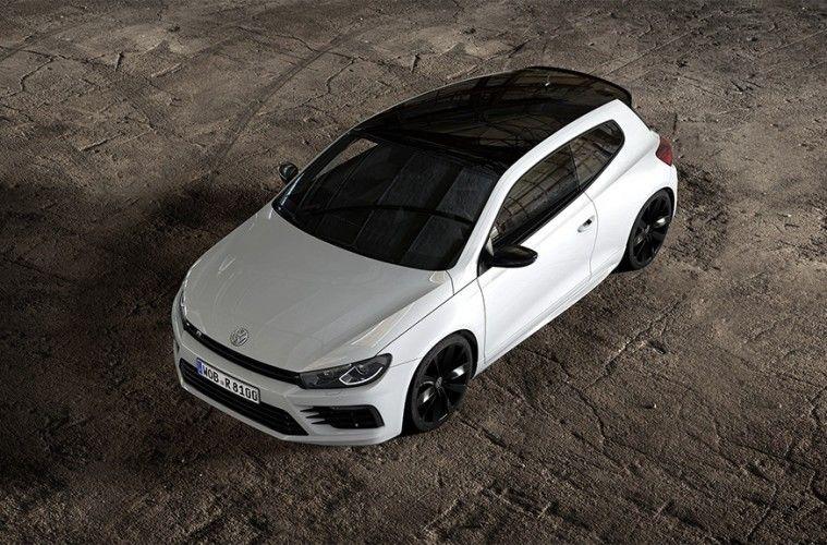 "Volkswagen Scirocco R ""Black Style"""