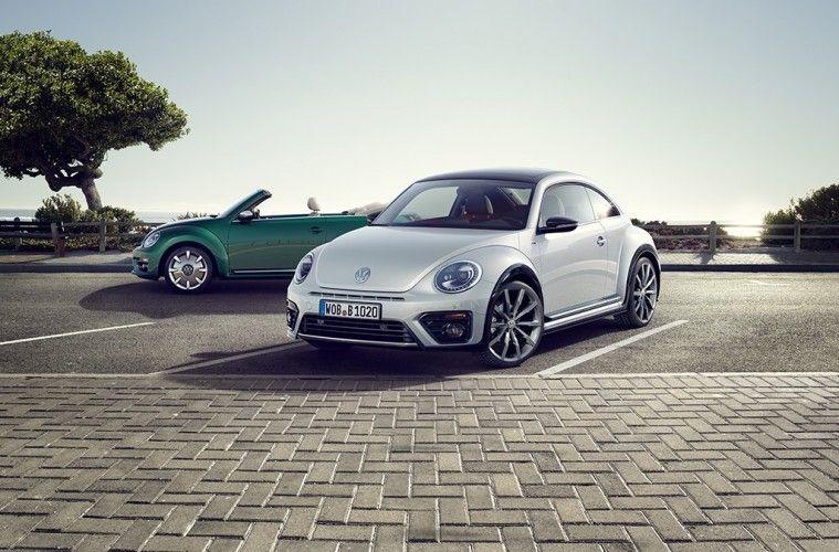 VW Beetle und Cabrio 2016