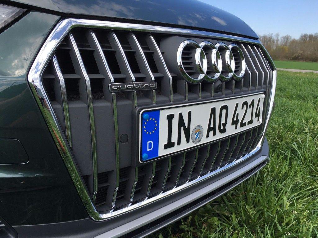Audi A4 Allroad Kühlergrill 2016