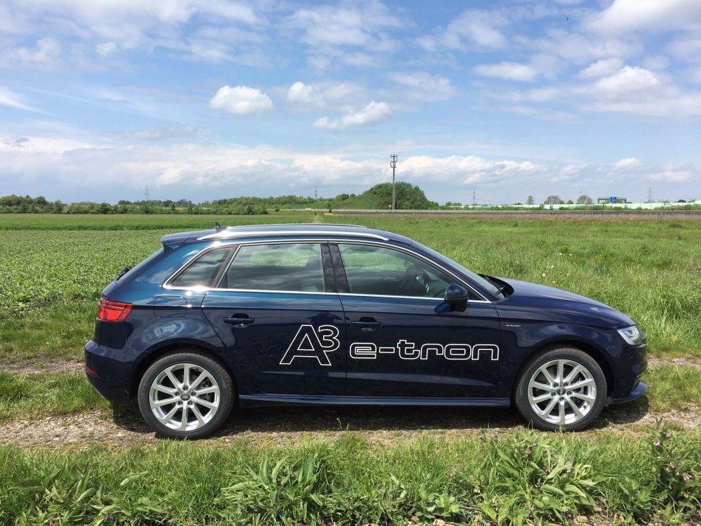 Audi A3 e-tron Kombi