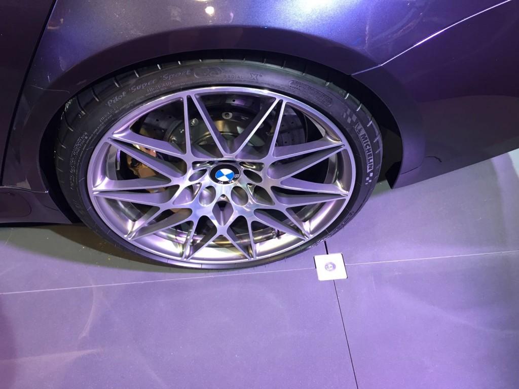 """Sonderedition BMW M3 """"30 Jahre M3"""" Felge"""