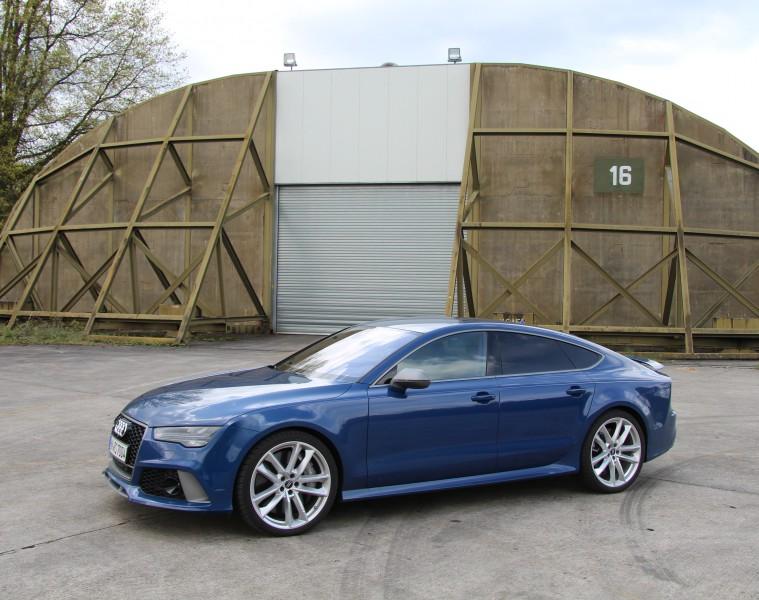 Audi RS 7 Performance