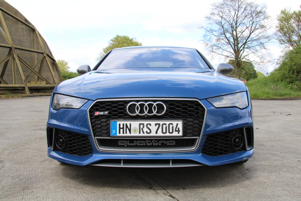 Audi RS 7 Performance Front
