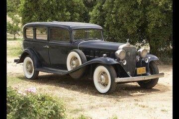 Herbert Hoover fuhr einen Cadillac V16 von 1932