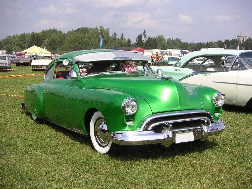 Richard M. Nixon fuhr einen Oldmobile 98 von 1950.