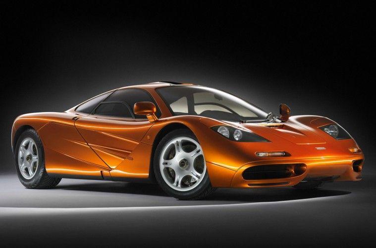 McLaren F1 Felgen