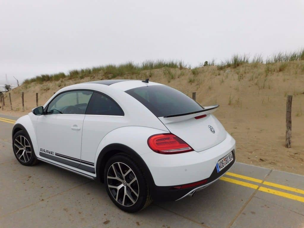 Beetle Dune pure white