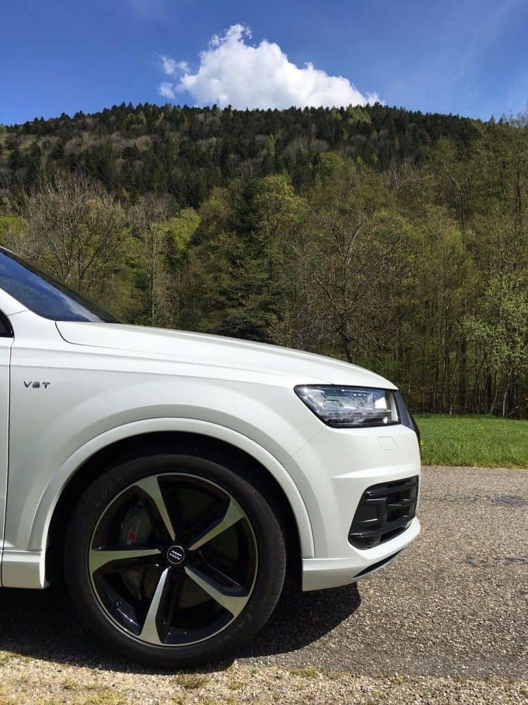Audi SQ7 Felge