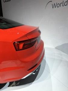 Audi S5 Heck