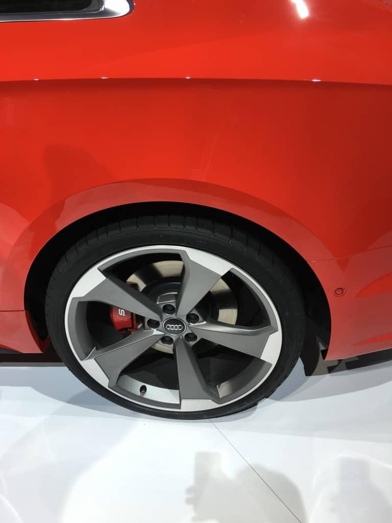 Audi S5 Felge