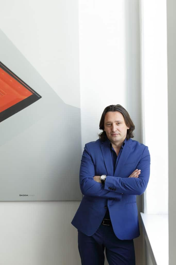 Kaban Jozef Designer Skoda