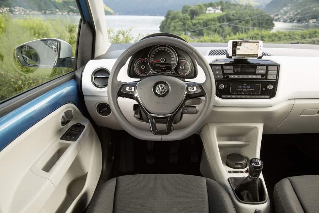 Volkswagen up Innenraum