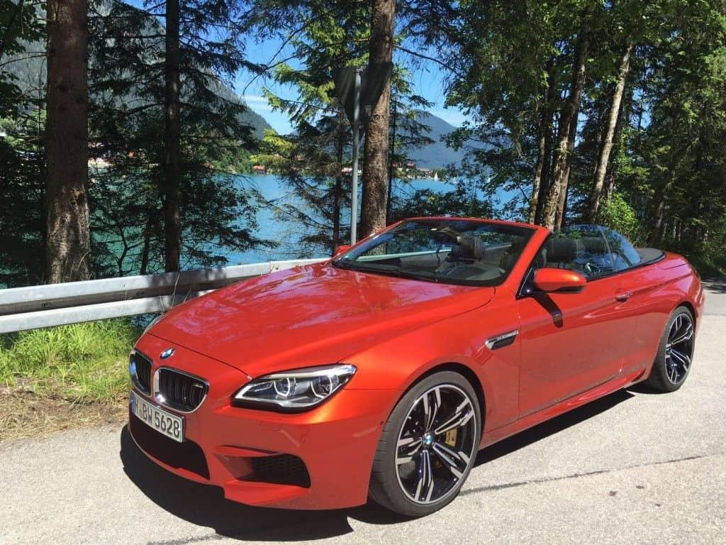 BMW M6 Felge