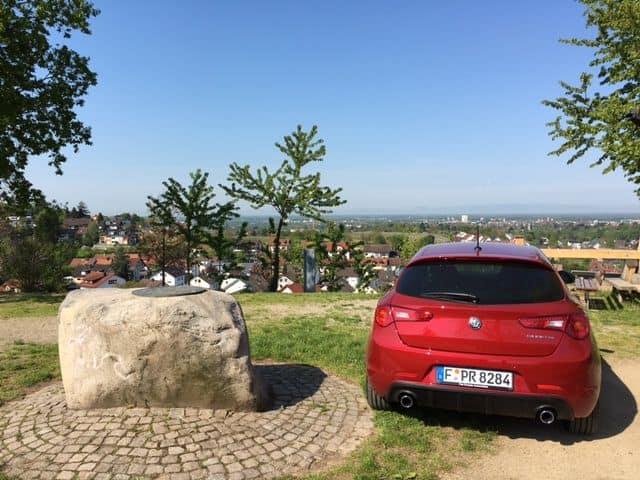 Alfa Romeo Giulietta Heck