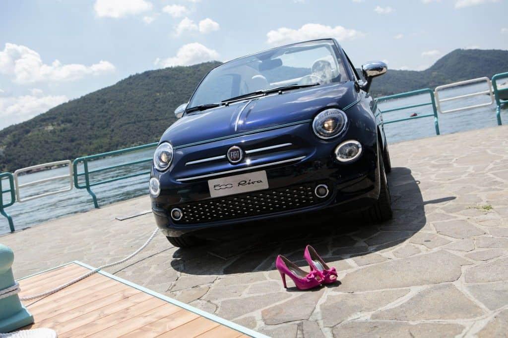 Fiat 500 Riva Sondermodell - http://www.aldoferrero.it/