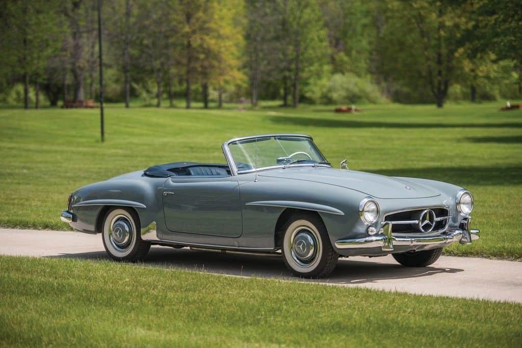 Mercedes-Benz 190 SL von 1957