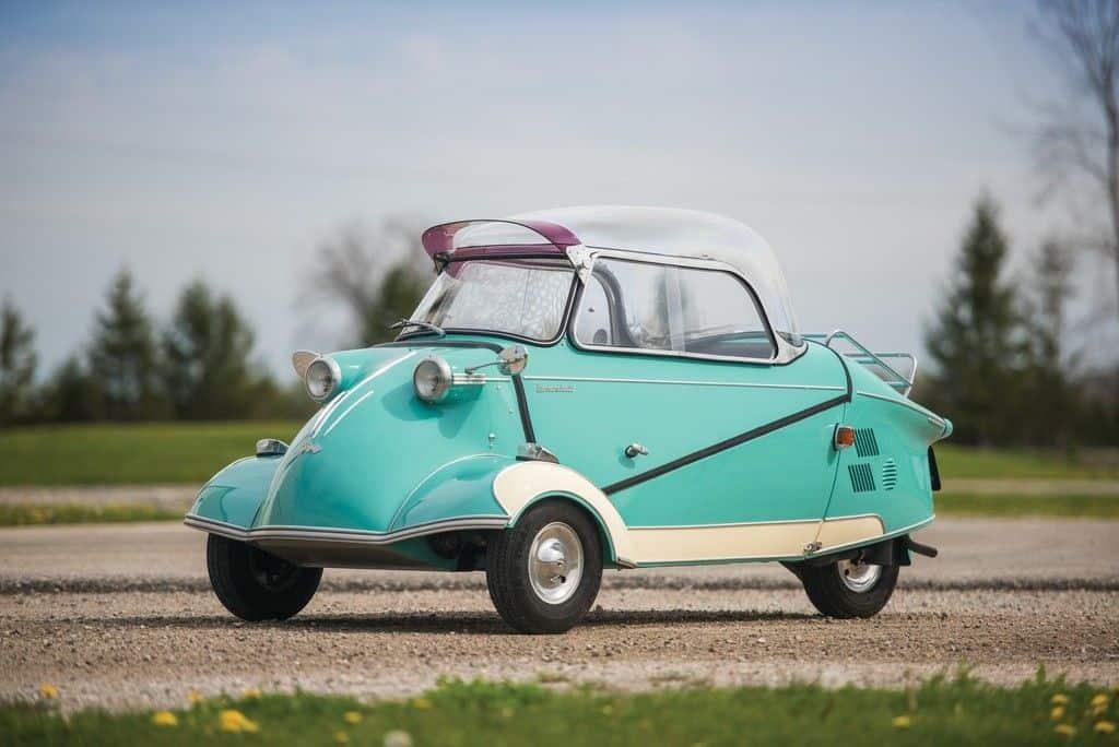 Messerschmitt Kabinenroller 200 von 1959