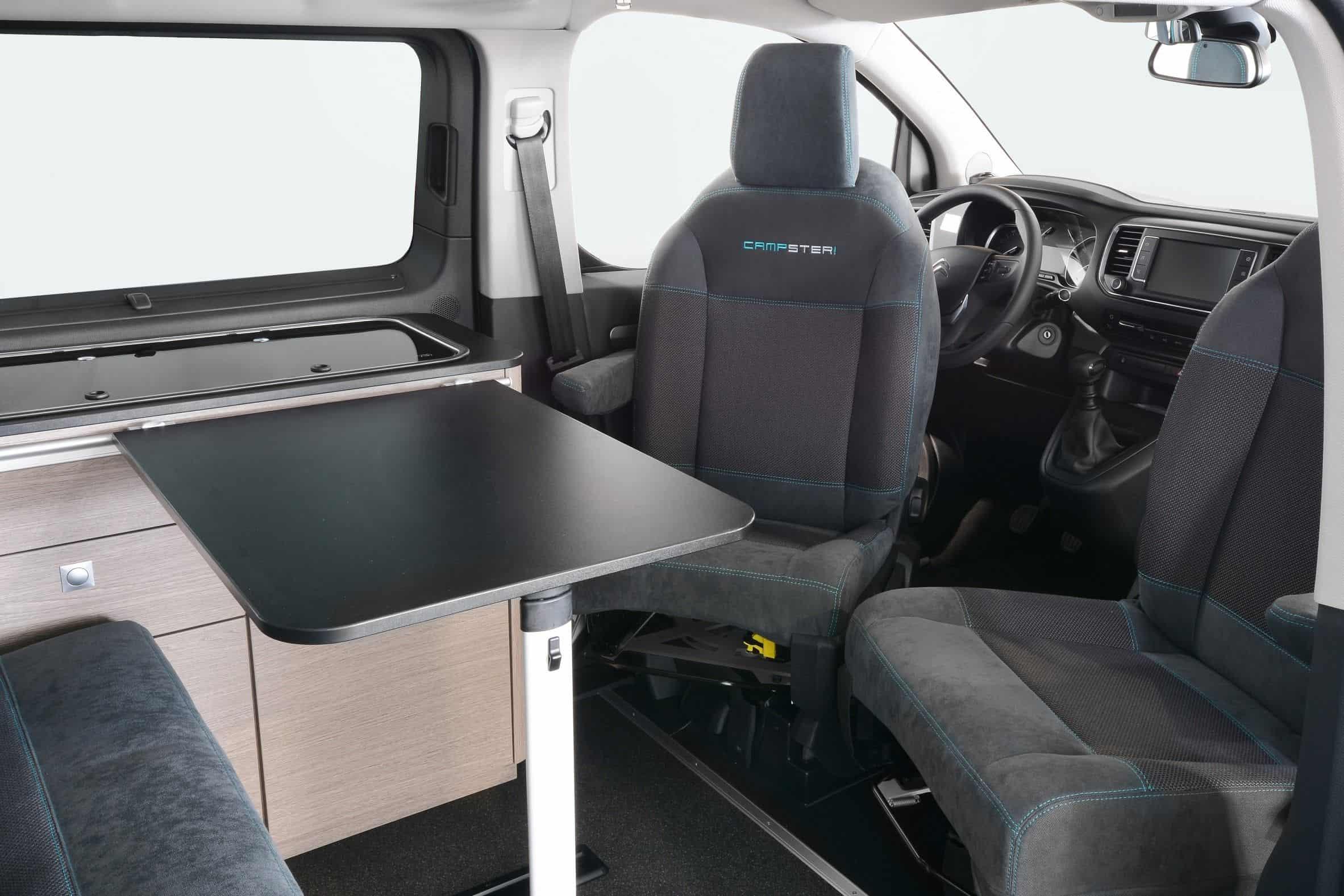 weltpremiere des citro n p ssl campster auf dem caravan salon der. Black Bedroom Furniture Sets. Home Design Ideas