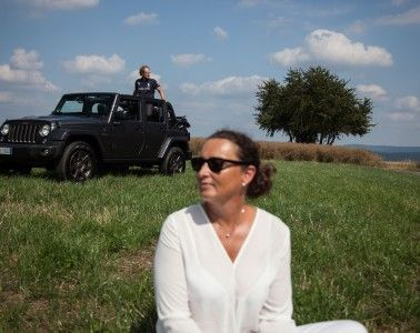 Jeep Wrangler Sonderedition