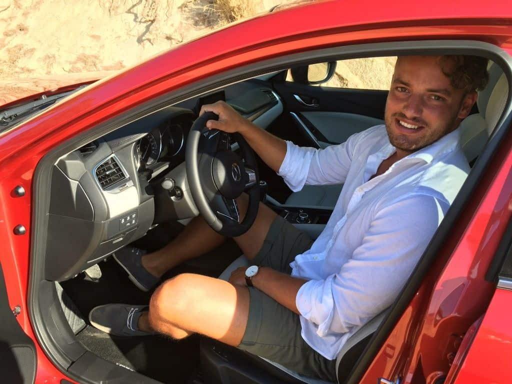Mazda6 Innenraum