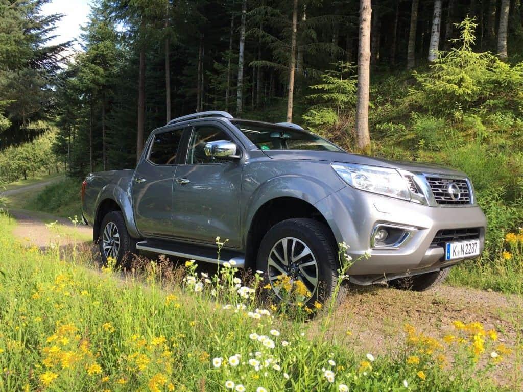Nissan Navara Felge