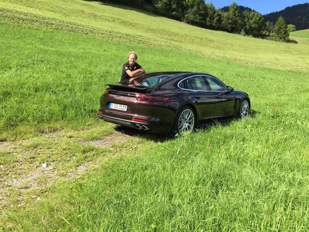 Porsche Panamera / www.der-autotester.de