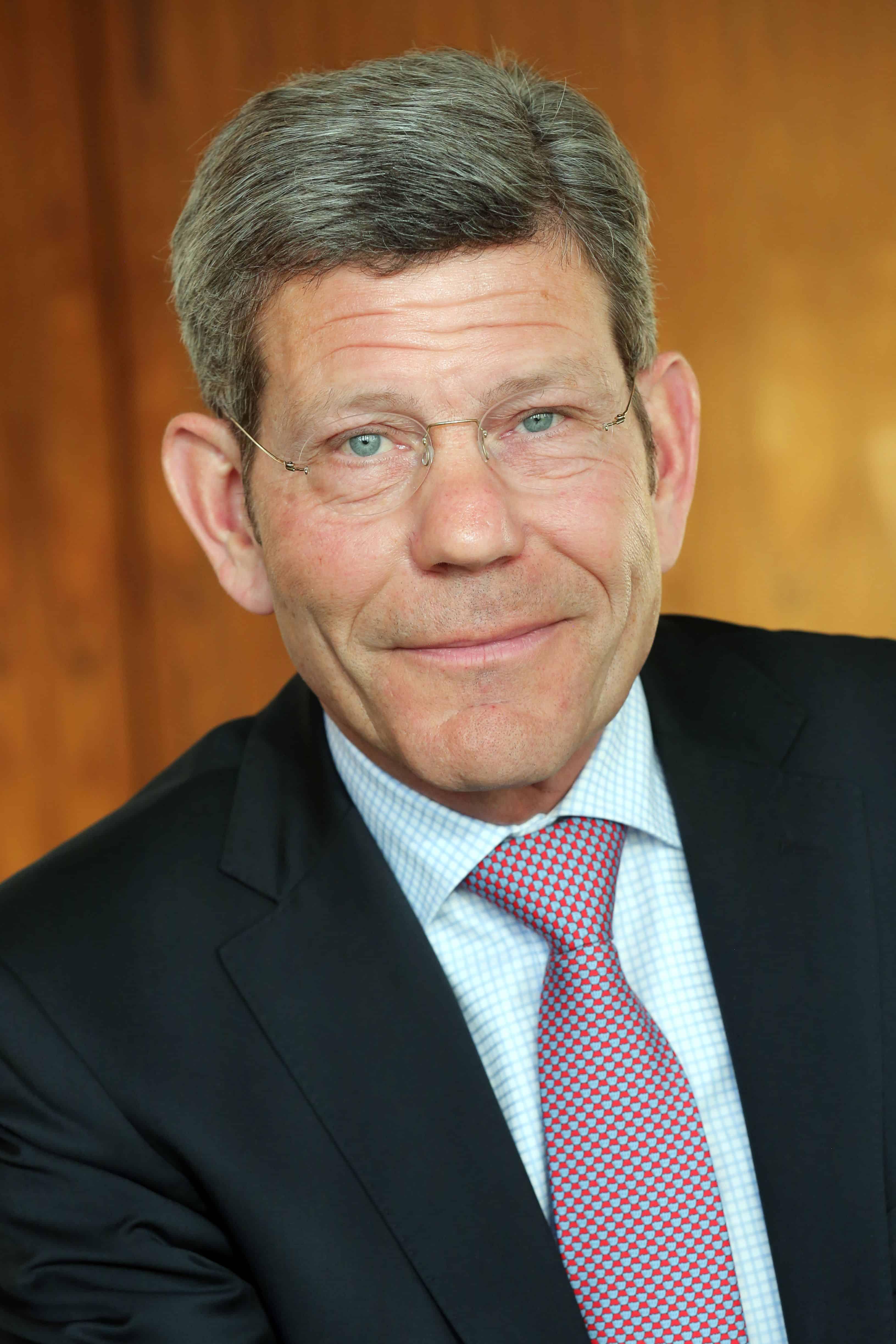 Bernhard Mattes, Vorsitzender der Geschäftsführung der Ford-Werke GmbH.