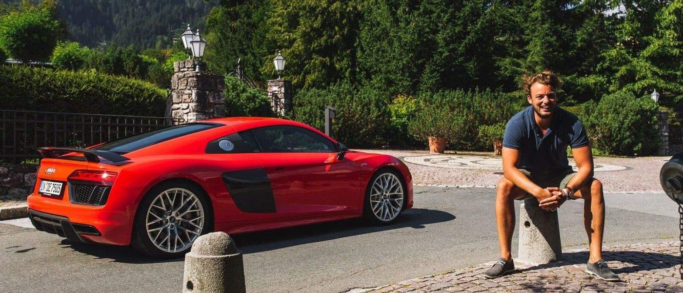 Audi Mountain Experience